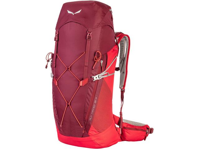 SALEWA Alp Trainer 35+3 Backpack ox blood